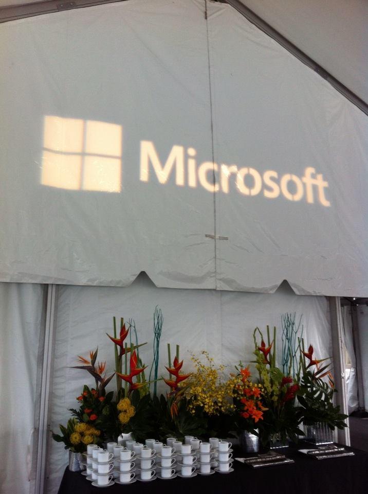 Microsoft gala